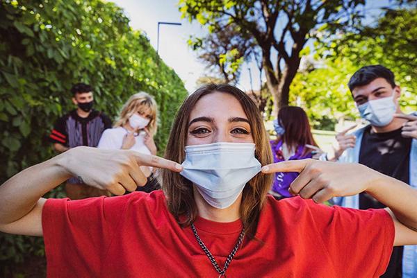 I giovani al tempo della pandemia